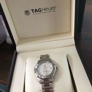Women's TAG watch